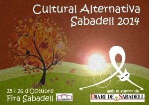 Cultural Alternativa Sabadell 2014